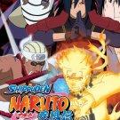 DVD JAPANESE ANIME NARUTO SHIPPUDEN Box 22 Vol.640-663 English Sub 24 Episodes