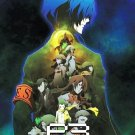 DVD JAPANESE ANIME Persona 3 The Movie 3 Falling Down Region All English Sub