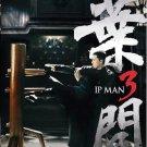 DVD HONG KONG MOVIE 葉問 Ip Man 3 甄子丹 Donnie Yen Mike Tyson English Sub Region All