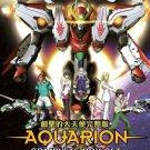 DVD ANIME Sousei no Aquarion + Aquarion Evol + Aquarion Logos + Movie + 2 OVA