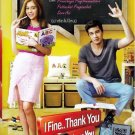 DVD THAILAND COMEDY MOVIE I Fine, Thank You Love You Asia Region English Sub