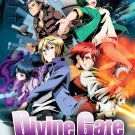 DVD JAPANESE ANIME Divine Gate Vol.1-12End English Sub Region All