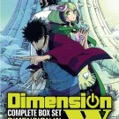 DVD JAPANESE ANIME Dimension W Vol.1-12End English Sub Region All