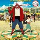 DVD ANIME MOVIE The Boy And The Beast Bakemono no Ko English Sub Region All