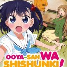 DVD ANIME Ooya-san wa Shishunki! Vol.1-12End The Landlord is in Puberty Eng Sub