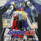 DVD ANIME Mobile Suit Gundam Age Movie Memory of Eden English Sub Kidou Senshi