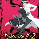 DVD JAPANESE ANIME Durarara!!x2 Ten OVA Onoroke Chakapoko DRRR!! English Sub