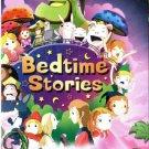 DVD ANIME Bedtime Stories Aladdin Peterpan Pinocchio 4DVD Box Set English Audio