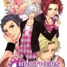 DVD JAPANESE ANIME Brothers Conflict Vol.1-13End BroCon English Sub Region All
