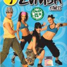 DVD Zumba Fitness Basics 20 Minute Express Exercise Special Edition Region All