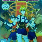 DVD JAPANESE ANIME Burn Up Scramble Vol.1-12End Complete TV Series English Sub