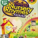 DVD Karaoke Best Nursery Rhymes 51 Children Songs Vol.1 English Sub Region All