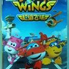 DVD SUPER WINGS Vol.1 Episode 1-8 Korean Animated Cartoon English Audio Region 0