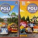 ROBOCAR POLI 2 DVD NEW Korean Animated Children Cartoon TV Series 34 Episodes