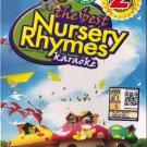 DVD Karaoke Best Nursery Rhymes 51 Children Songs Vol.2 English Sub Region All