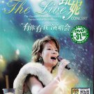 JENNY TSENG Live In Concert Hong Kong 2001 甄妮有你有我演唱會 DVD Evergreen Classic Hits