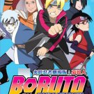 DVD Boruto Naruto The Movie 11 Start of A New Era Project Anime English Dubbed