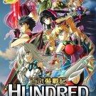 DVD JAPANESE ANIME Hundred Vol.1-12End English Sub Region All free mecha dvd