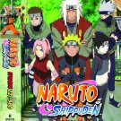 DVD ANIME Naruto Shippuden Episode 221-380 Hurricane Chronicles English Dubbed