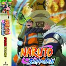 DVD ANIME Naruto Shippuden Episode 381-540 Hurricane Chronicles English Dubbed
