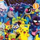 DVD ANIME POKEMON Season 1 Vol.1-52 Indigo League Region All Cantonese Audio