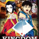 DVD KINGDOM Season 1 Vol.1-38End Kingudamu Ancient China War Anime English Sub