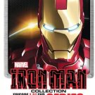 DVD Marvel Iron Man Collection Animated Series TV 1-51End 2 Movies English Audio