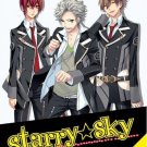 DVD Starry Sky Vol.1-26End Japanese Anime Bonus Soundtrack CD English Sub