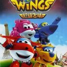 DVD SUPER WINGS Vol.2 Episode 9-16 Korean Animated Cartoon English Audio