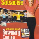 DVD Rosemary Conley Slim 'N' Salsacise Burn up to 500 Calories Fitness Exercise