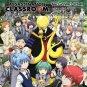 DVD Assassination Classroom Season 1-2 English Dubbed Live Action Movie SP OVA