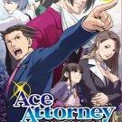 DVD Ace Attorney Vol.1-24End Gyakuten Saiban Sono Shinjitsu Anime English Sub