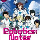 DVD JAPANESE ANIME ROBOTICS;NOTES Vol.1-22End English Sub Region All