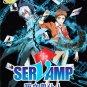 DVD Servamp Vol.1-12End Vampire Japanese Anime English Sub Region All