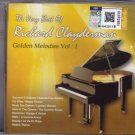 RICHARD CLAYDERMAN The Very Best of Golden Melodies Vol.1 CD New 22 Tracks