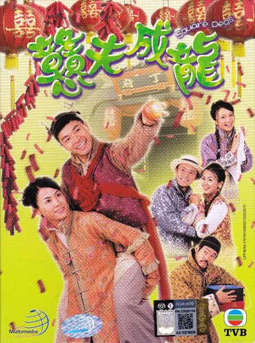 CHINESE TVB HK DRAMA DVD Square Pegs �夫�� ��� 宣� Asia Region English Sub