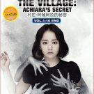 DVD KOREAN DRAMA The Village Achiara's Secret Yook Sung-jae English Sub