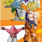 DVD ANIME Dragon Ball Kai Vol.1-98 DBZ Kai DBK Goku Cantonese English Dubbed