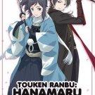 DVD Touken Ranbu Hanamaru Vol.1-12End Wild Dance of Swords Anime English Sub