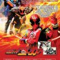 DVD Kamen Rider Ghost Complete TV Series 1-49End Box Set English Sub Region All