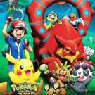 DVD Pokemon The Movie 19 Volcanion And The Mechanical Marvel Anime English Sub