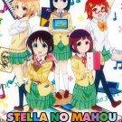 DVD Stella no Mahou TV Vol.1-12End Magic of Stella Japanese Anime English Sub