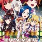 DVD Idol Memories Complete TV Series Vol.1-12End Japanese Anime English Sub