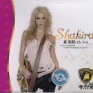 SHAKIRA She Wolf + Greatest Hits Music 3 CD Box Set Gold Disc 24K Hi-Fi Surround