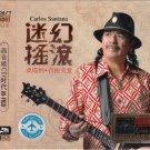 CARLOS SANTANA Guitar Greatest Hits Collection 3 CD HD Mastering Box Set Hi-Fi