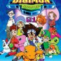 DVD Digital Monsters Digimon Adventure 01 Vol.1-54End Anime English Audio