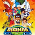 DVD Digital Monsters Digimon Adventure 02 Vol.1-50End Anime English Audio