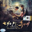 DVD KOREAN DRAMA Descendants Of The Sun 太阳的后裔 Song Joong-ki Song Hye-kyo Eng Sub