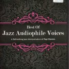 BEST JAZZ AUDIOPHILE VOICES 2CD Pop Classic Monique Klemann Chaka Khan Malene