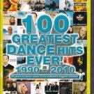 100 Greatest Dance Hits Ever 1990-2010 5CD Box Set Cascada Scooter DJ Bobo ATB